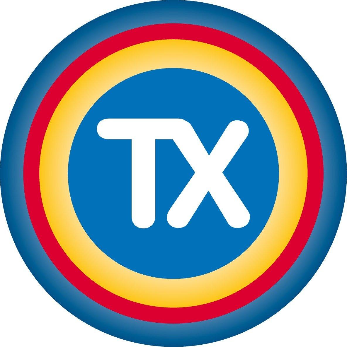 Anagrama de Tecnix. Tienas de electrónica.