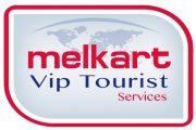 Melkart logotipo. Empresa de servicios turísticos