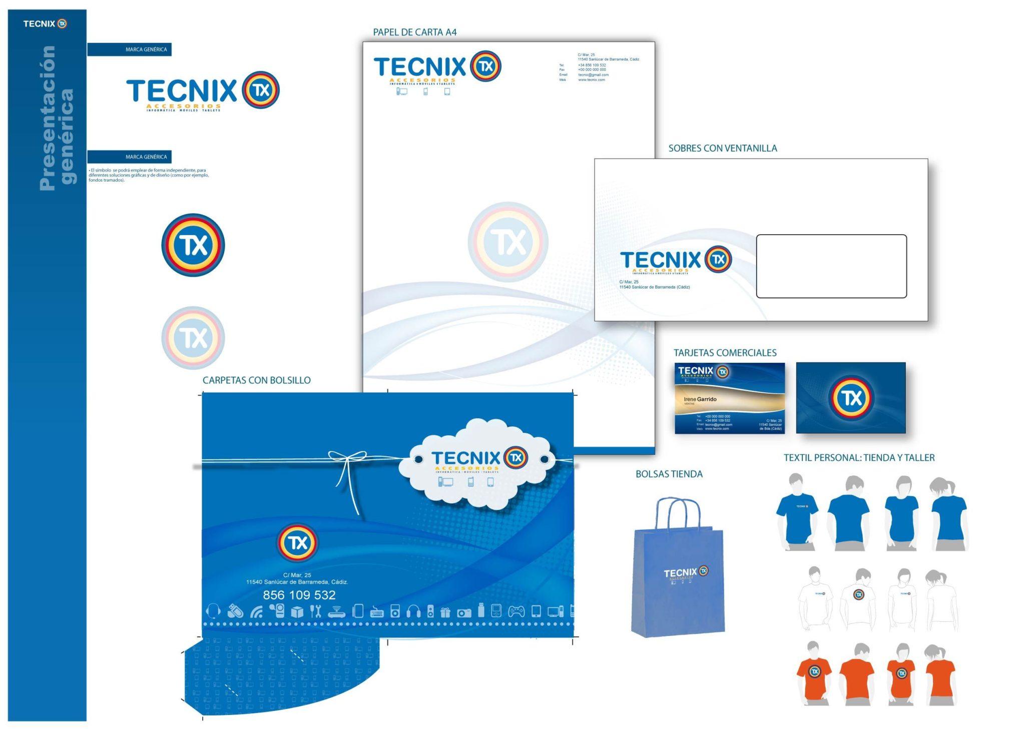 Manual corporativo Tecnix