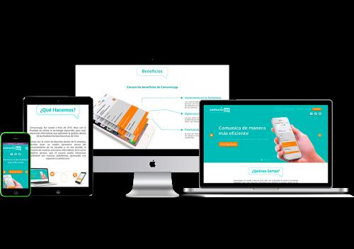 Servicios de Diseño web y posicionamiento en Cadiz