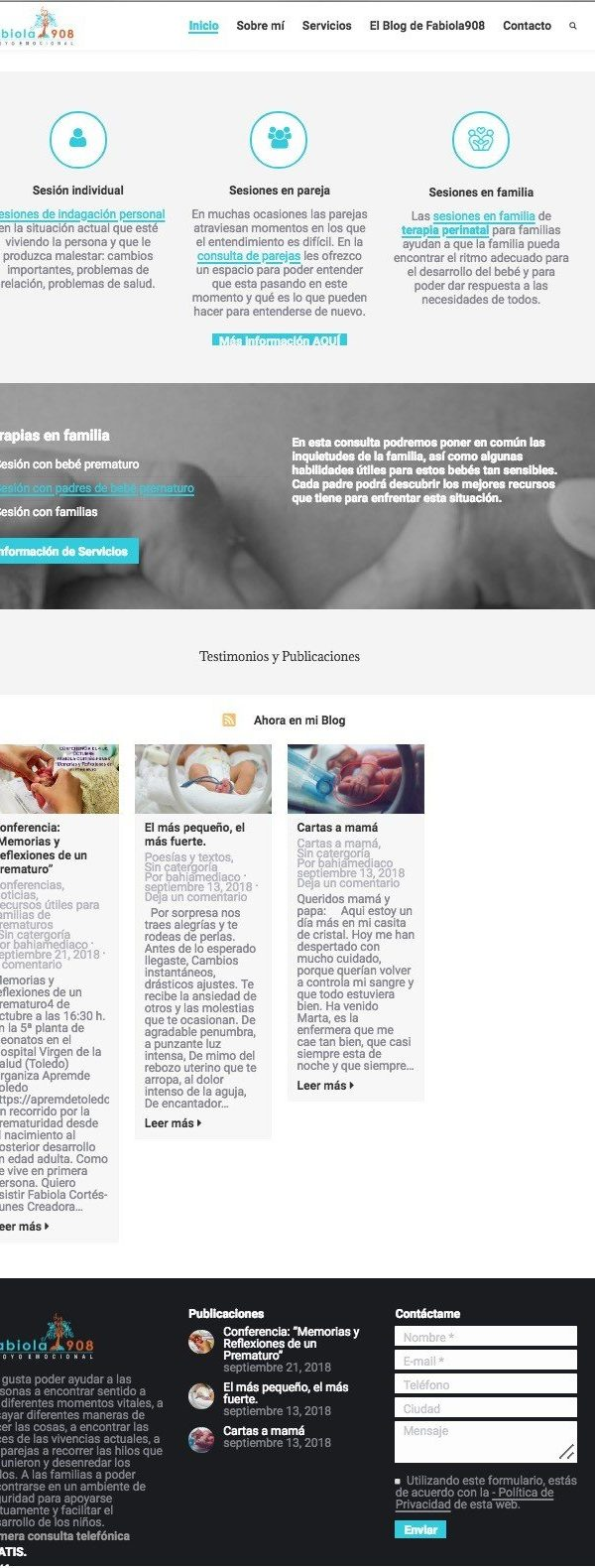 Diseño y posicionamiento de paginas web en Cádiz. Puerto de Santa Maria