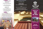 Servicios de publicidad. Diseño gráfico, rotulación, diseño web y hosting en Cádiz. Producción Triptico Plaza Toros El Puerto