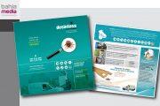 Diseño gráfico de folletos cadiz