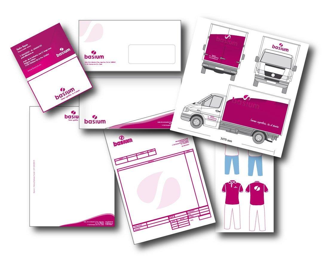 Creación de marcas, logotipos y manual corporativo en Cádiz