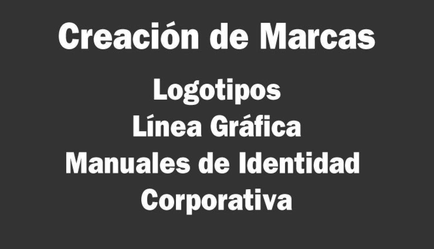 Creación de Marcas: Logotipos, Imagen, Identidad corporativa